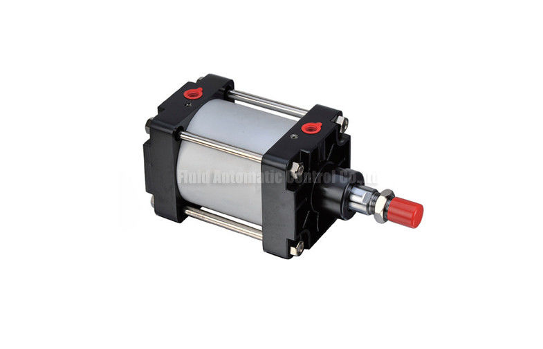 Heavy Duty ISO15552 Tie-rod  Double Acting Pneumatic Gas Cylinder VDMA Conformed