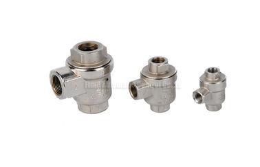 真鍮の空気の速い排出弁、G1/8」- G1/2」空気速く排気弁